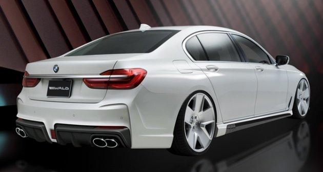"""Xe++ - BMW 7 Series Black Bison """"Đẹp-Độc-Lạ"""" qua thiết kế của người Nhật (Hình 2)."""