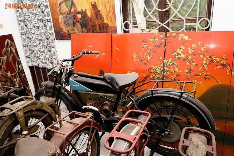 Xe++ - Kho báu xe máy cổ thời Pháp giữa lòng Hà Nội (Hình 6).