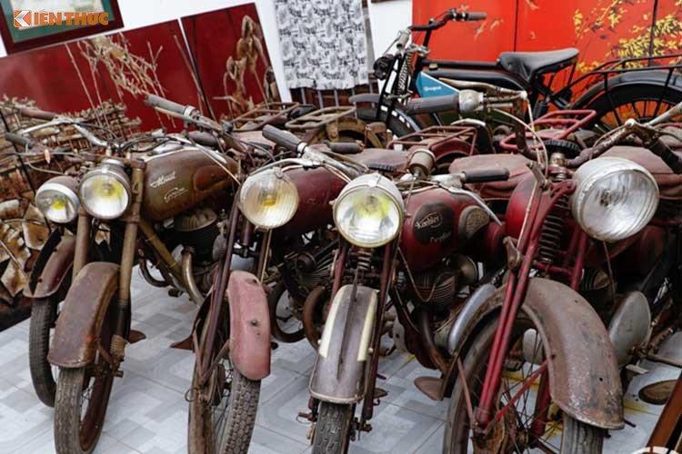 Xe++ - Kho báu xe máy cổ thời Pháp giữa lòng Hà Nội (Hình 11).
