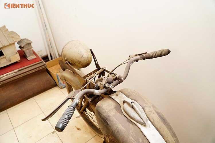 Xe++ - Kho báu xe máy cổ thời Pháp giữa lòng Hà Nội (Hình 7).
