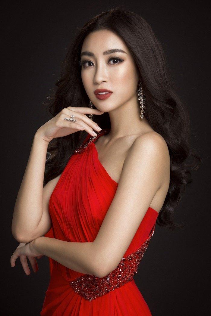 Ngôi sao - Những bộ cánh lộng lẫy của Mỹ Linh tại Hoa hậu Thế giới 2017 (Hình 11).