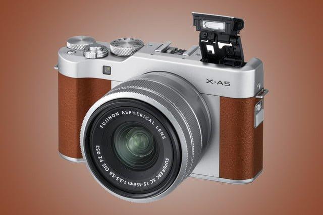 Sản phẩm - Fujifilm X-A5, máy ảnh phổ thông ra mắt