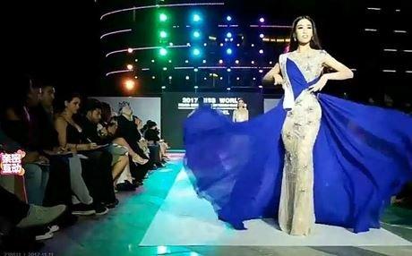 Sự kiện - Hoa hậu Thế giới 2017: Thể hiện tốt, Đỗ Mỹ Linh vẫn trượt Top 30 Top Model