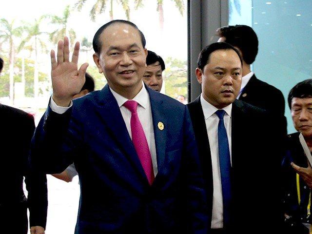 Tin tức - Chính trị - Chủ tịch nước: APEC đã thành công tốt đẹp