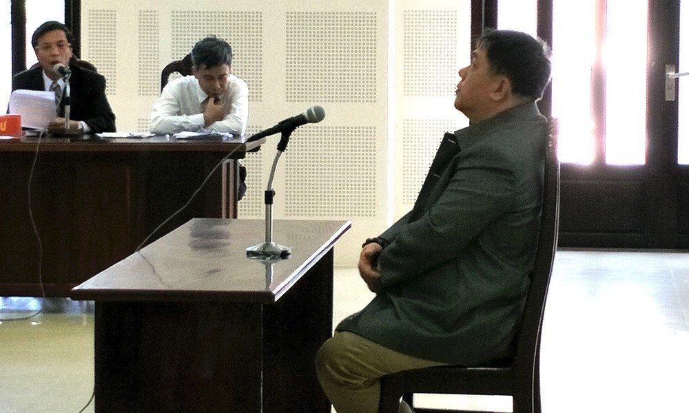"""Hồ sơ điều tra - Kẻ dọa giết Chủ tịch Đà Nẵng: """"Chỉ cảm thấy sai chứ không lo sợ"""""""