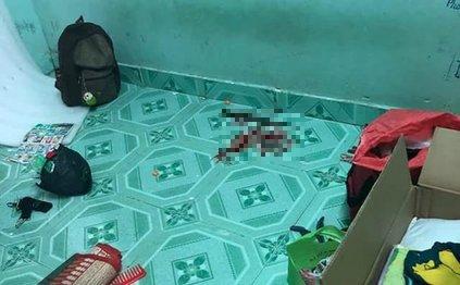An ninh - Hình sự - Điều tra vụ người phụ nữ bị chém rách mặt trong phòng trọ