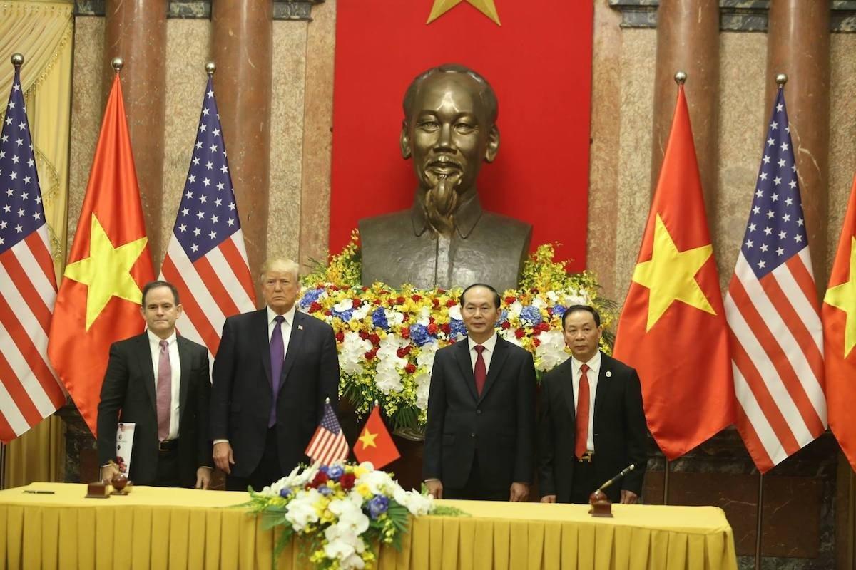 Đầu tư - 'Ông lớn' xe đầu kéo ký thỏa thuận tỷ đô với đối tác Mỹ