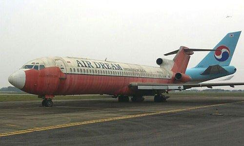 Tiêu dùng & Dư luận - Máy bay Boeing bị bỏ quên ở Nội Bài 10 năm: Xin về cho… sinh viên học