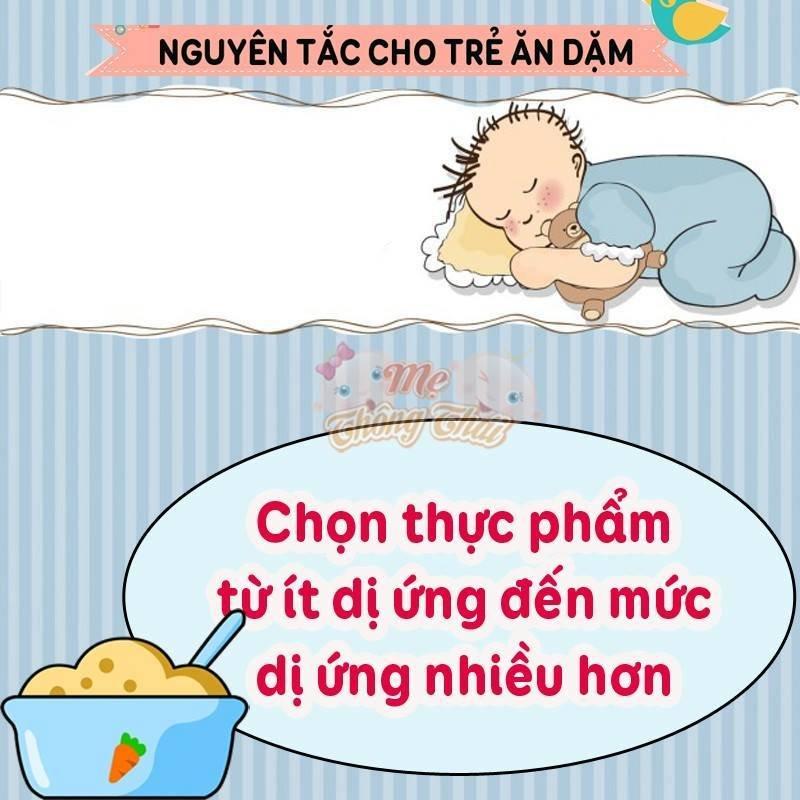 Sức khỏe - 9 'quy tắc vàng' các mẹ cần nhớ khi cho con ăn dặm (Hình 2).