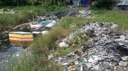 Môi trường - Hàng trăm tấn rác thải công nghiệp chưa xử lý thải ra môi trường (Hình 3).