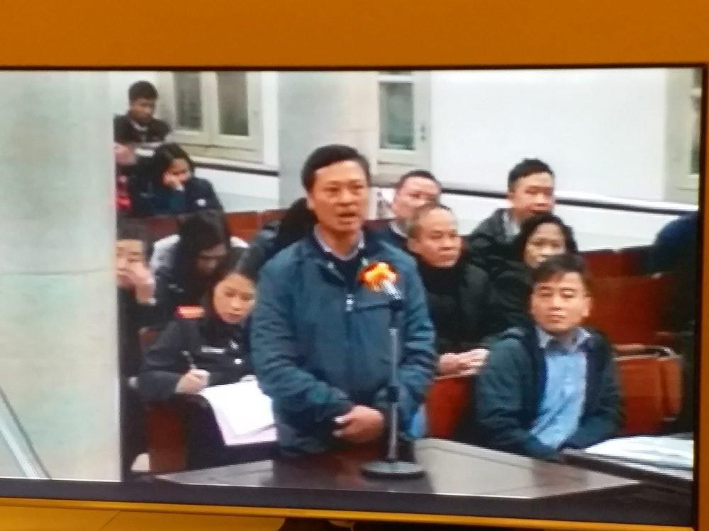 Hồ sơ điều tra - Vụ xét xử ông Đinh La Thăng: Nhiều bị cáo nói không biết thiếu sót của HĐ 33 là không đúng