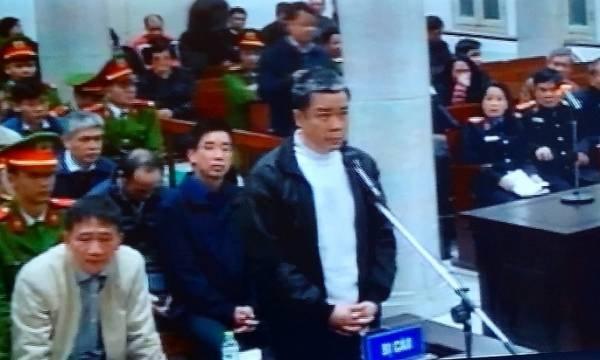 """Hồ sơ điều tra - Xét xử ông Đinh La Thăng: Công ty Quỳnh Hoa ký hợp đồng """"khống"""" để cảm ơn"""