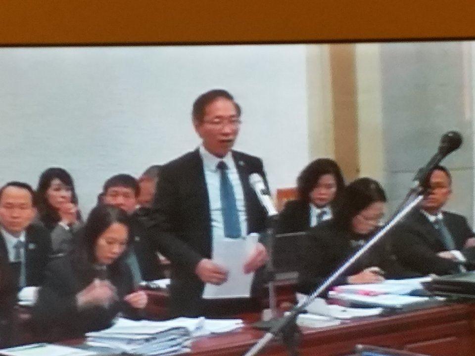Hồ sơ điều tra - Luật sư: Bị cáo Nguyễn Quốc Khánh không tơ hào, không chiếm đoạt đồng nào