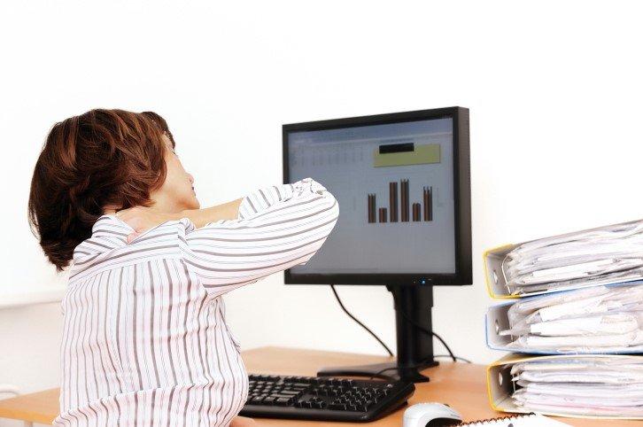 Sức khỏe - Báo động đỏ cho bệnh đau cột sống và khớp ở dân văn phòng (Hình 2).