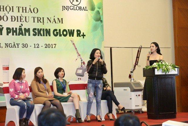 Cần biết - Á hoàng Nguyễn Nhung: Từ chuyên gia làm đẹp tới đại sứ thương hiệu Skin Glow (Hình 5).