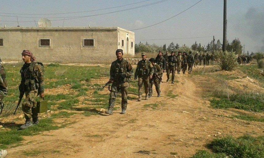 Quân sự - Hổ Syria, SAA dồn lực về trục Idlib-Hama, chuẩn bị đột kích lớn