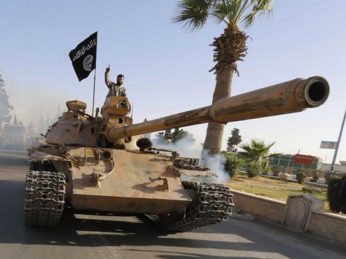 Quân sự - IS lại chiếm được Abu Kamal, SAA tìm cách phong tỏa từ 3 phía