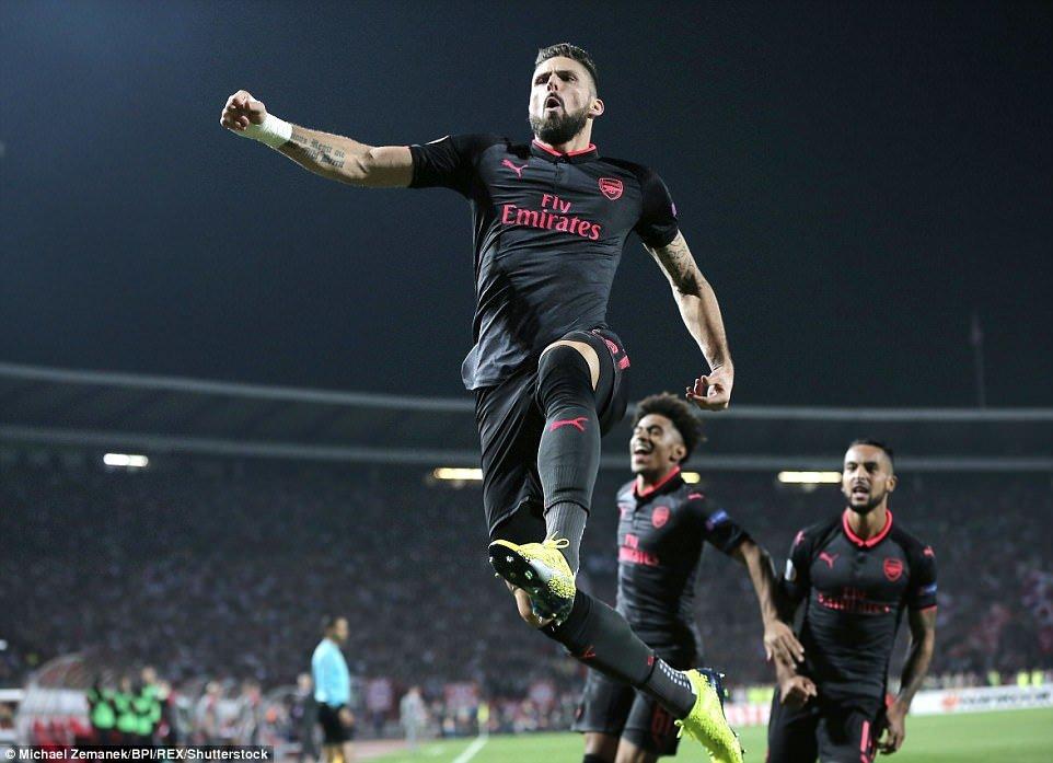 Bình luận - Nhọc nhằn thắng 'tí hon', chỉ 2 cầu thủ Arsenal đáng được khen (Hình 2).