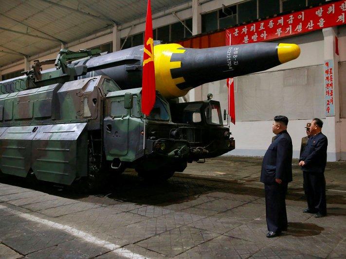 Tiêu điểm - Dấu hiệu Triều Tiên  thử nghiệm hạt nhân mới, bất chấp mọi trừng phạt
