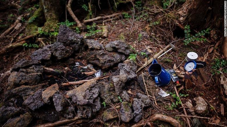 Hồ sơ - Vén màn bí mật 'khu rừng tự sát' ở Nhật Bản (Hình 3).