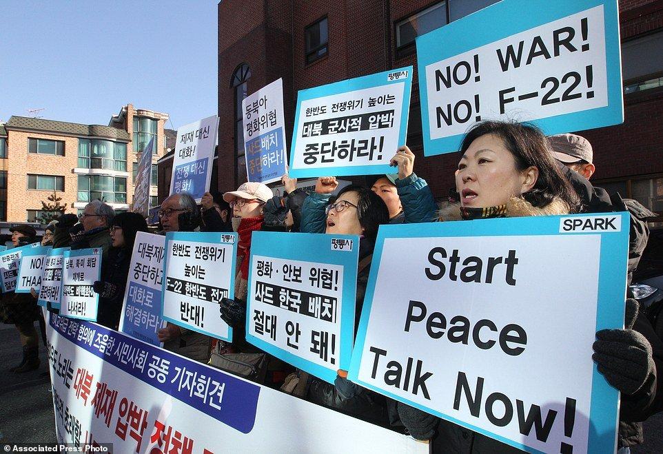 Tiêu điểm - Đàm phán liên Triều: Nước cờ chiến lược khiến  Mỹ tiến thoái lưỡng nan? (Hình 2).