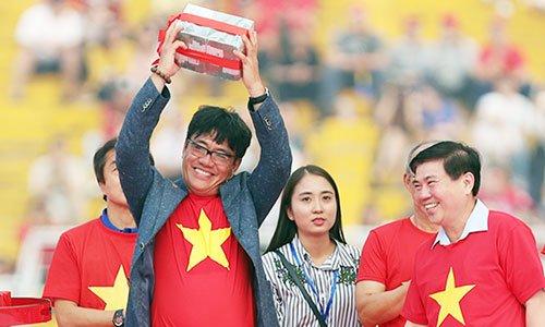 Tiêu dùng & Dư luận - Trưởng đoàn U23 Việt Nam nói gì về tin được thưởng cao hơn HLV Park Hang-Seo?