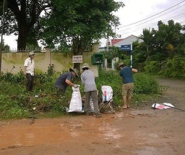 Kết nối- Chính sách - Kon Tum: Khắc phục ô nhiễm môi trường do ảnh hưởng của thiên tai