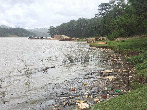 Cuộc sống xanh - Lâm Đồng: Cải tạo hồ cấp nước đang bị ô nhiễm nặng (Hình 2).