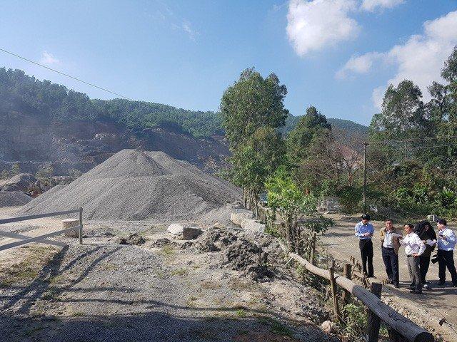 Cuộc sống xanh - Đà Nẵng: Yêu cầu rửa xe chở vật liệu trước khi xuất mỏ
