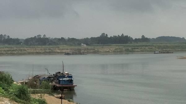 Điểm nóng - Thanh Hóa: Cần chấm dứt việc khai thác cát trái phép trên sông Mã
