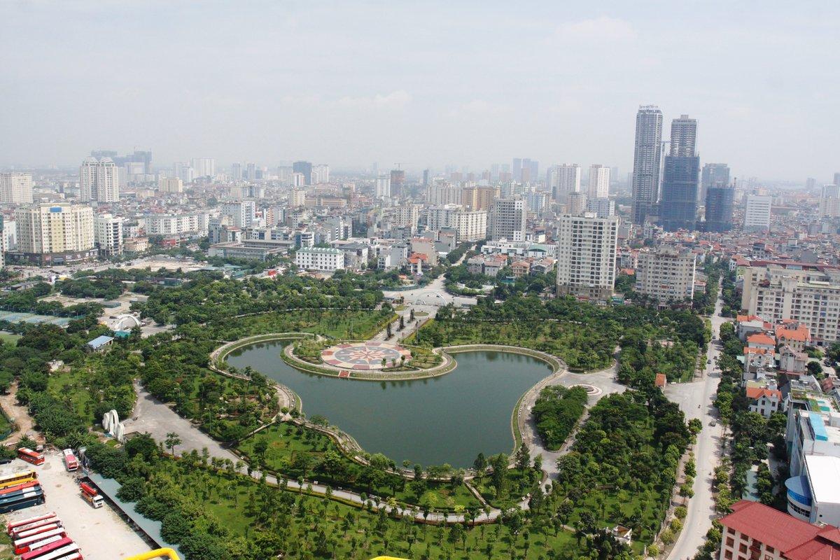 Cần biết - Quận Cầu Giấy, Hà Nội: Sức bật tuổi 20 (Hình 2).