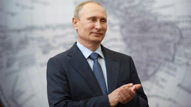 Tiêu điểm - Báo Nga: Ông Putin sẽ tái tranh cử Tổng thống năm 2018