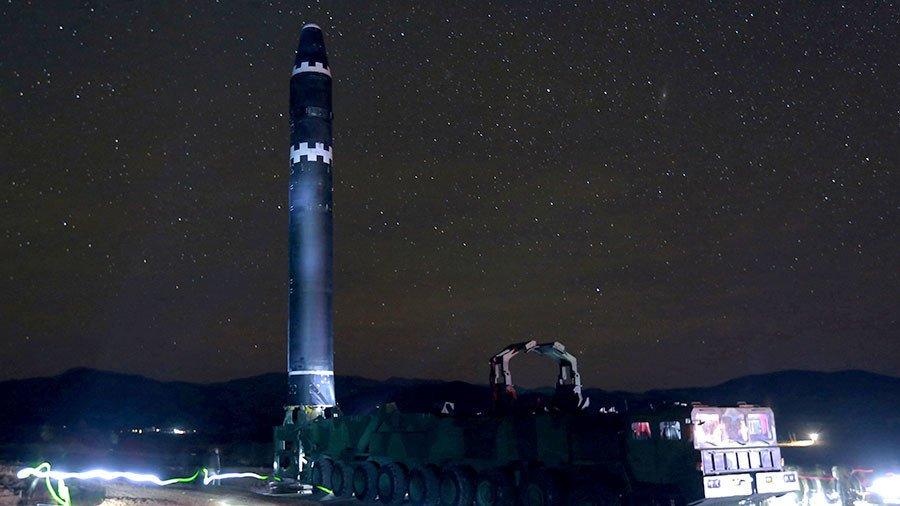 Tiêu điểm - Tiết lộ bất ngờ về mục tiêu duy nhất của tên lửa Triều Tiên