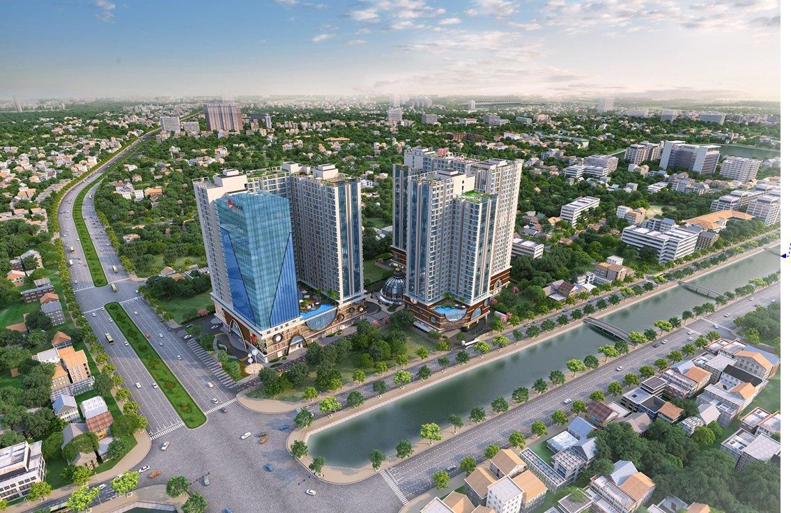 Truyền thông - Chính thức mở bán tổ hợp căn hộ, văn phòng cao cấp Hinode City