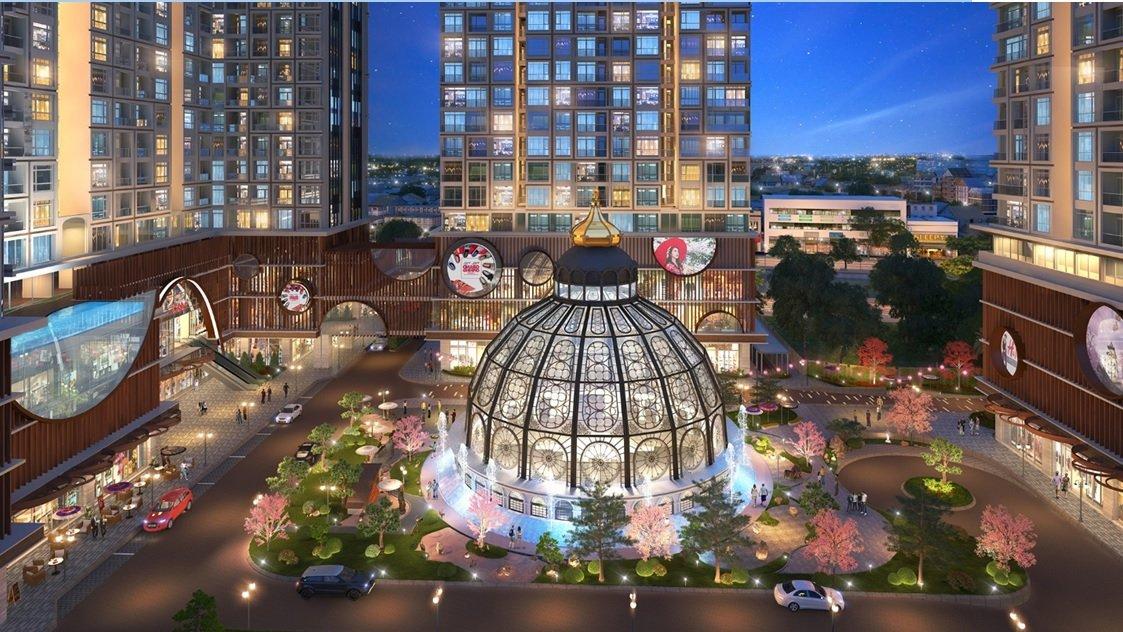 Truyền thông - Chính thức mở bán tổ hợp căn hộ, văn phòng cao cấp Hinode City (Hình 2).