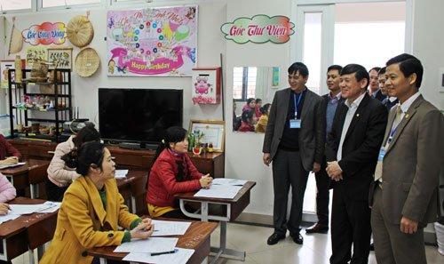 Truyền thông - Đổi mới và nâng cao chất lượng giáo dục thực chất ở TP.Bắc Ninh (Hình 2).