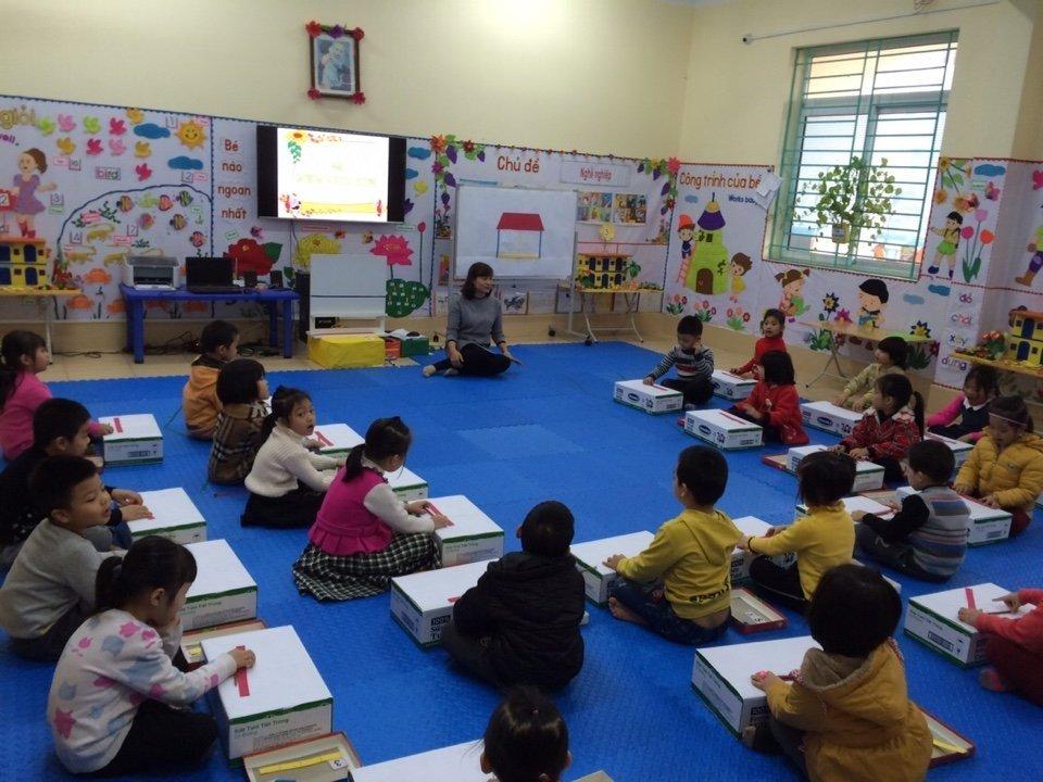 Truyền thông - Đổi mới và nâng cao chất lượng giáo dục thực chất ở TP.Bắc Ninh (Hình 3).