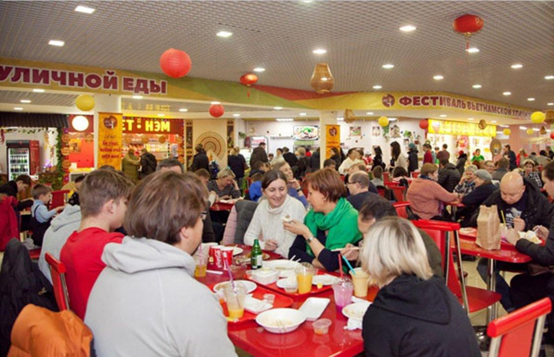 Truyền thông - Rộn ràng Lễ hội ẩm thực đường phố Việt Nam lần 3 tại Incentra (Hình 2).