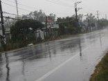 Tin nhanh - Một số tỉnh miền Tây bắt đầu mưa, người dân sẵn sàng ứng phó bão số 16
