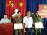 Tin nhanh - Tặng Bằng khen cho Phó Công an xã dũng cảm cứu sống 2 học sinh
