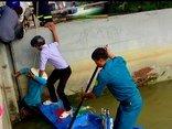 Tin nhanh - Vượt cống lúc nước lớn, người đàn ông bị nghiền nát chân trái