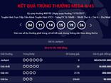 Tiêu dùng & Dư luận - Kết quả xổ số Vietlott ngày 11/10: Jackpot lên 30 tỷ, 28 người trúng giải nhất