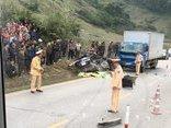 Xã hội - 4 người tử vong tại chỗ sau khi ô tô con đâm trực diện xe tải