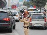 Xã hội - Hà Nội đang ùn tắc kéo dài tại nhiều tuyến phố