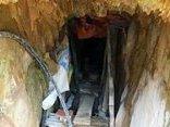 An ninh - Hình sự - Cận cảnh sào huyệt khai thác vàng trong rừng sâu ở Hà Tĩnh