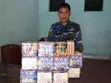 An ninh - Hình sự - Trữ hơn 50kg pháo nổ, 2 đối tượng bị bắt giữ