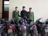 An ninh - Hình sự - Một mình thực hiện trót lọt 16 vụ trộm xe máy tại Hà Tĩnh