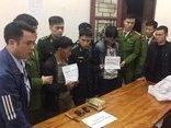 An ninh - Hình sự - Bắt 2 đối tượng người Lào vận chuyển ma túy đá qua cửa khẩu