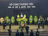 Mới- nóng - Clip: Xúc động lễ truy điệu Thiếu tá phi công Nguyễn Thành Trung