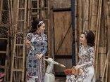 Sự kiện - Huyền Thư -Thư Huyền khác lạ với áo dài Tết phong cách 'Cô Ba Sài Gòn'